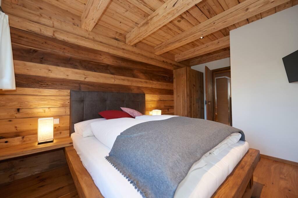 Schlafzimmer mit Traumhaften Ausblick