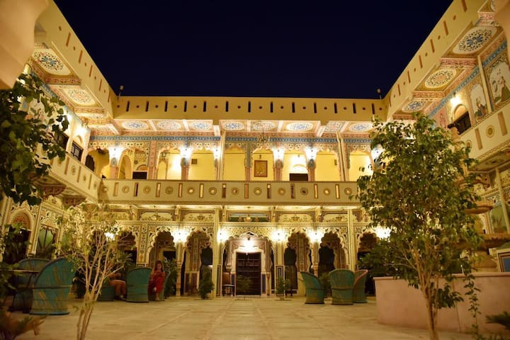 Heritage Room in Mandawa