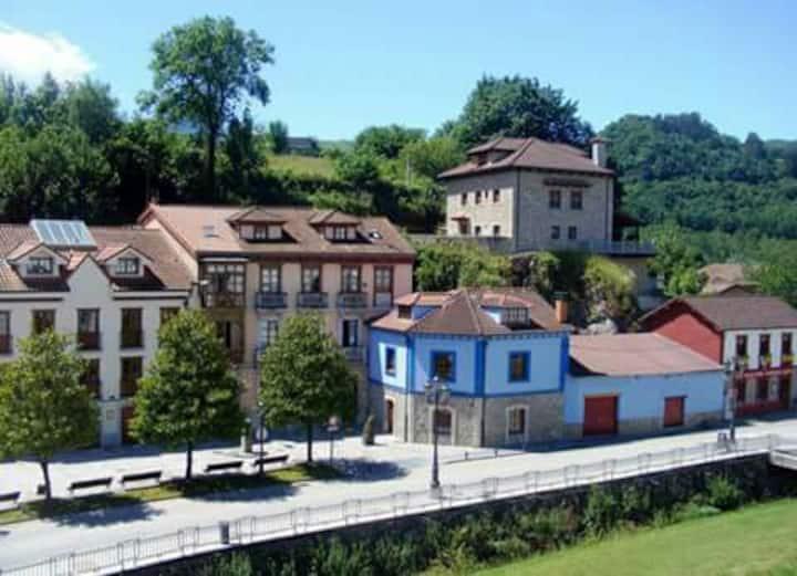 La Casa Azul de Las Caldas