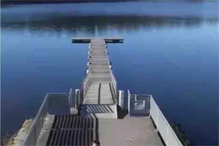 Casa con finca en el lago y a 5 min Playa Pantin