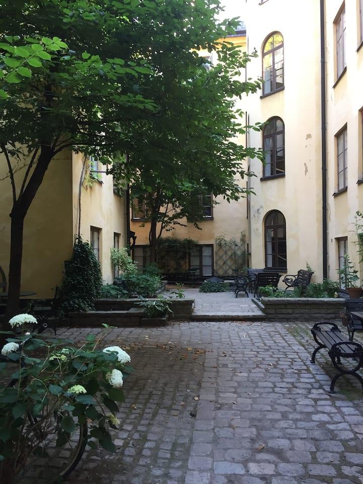 Old Town  Gamla Stan Stockholm