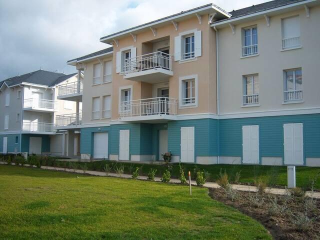appartement calme près de l'océan location semaine - Saint-Gilles-Croix-de-Vie - Appartement