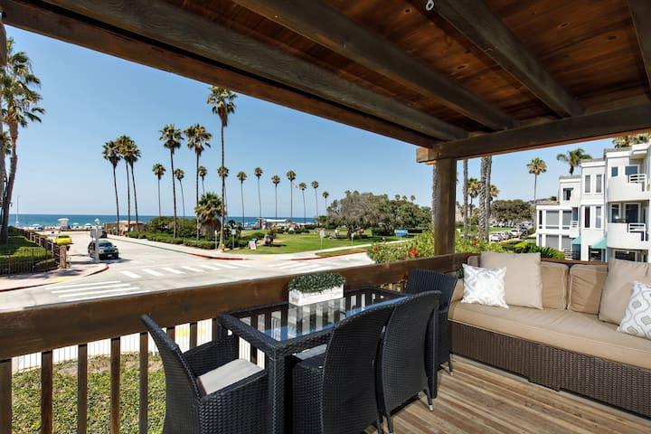 La Jolla Shores Beach House - Ocean & Park Front