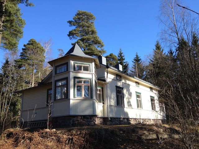 Cozy cottage close to  the sea & city centre - Helsinki - House