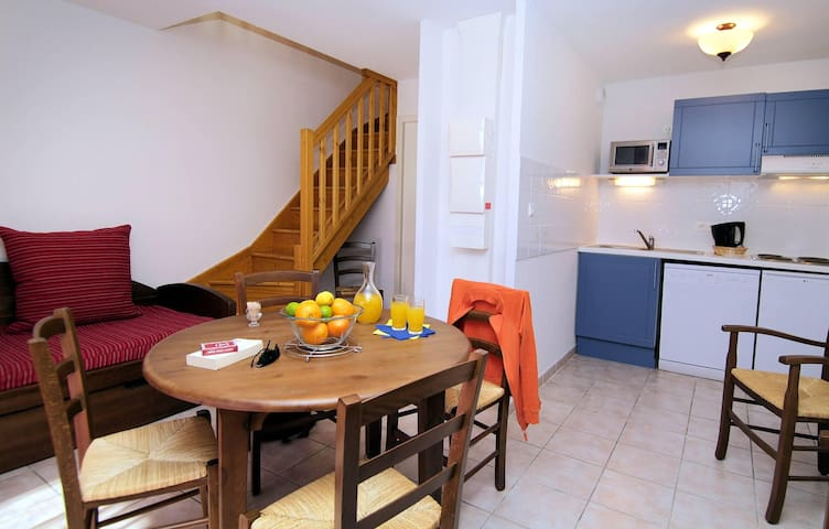 Apartment residence Les Sources de Manon - 1553