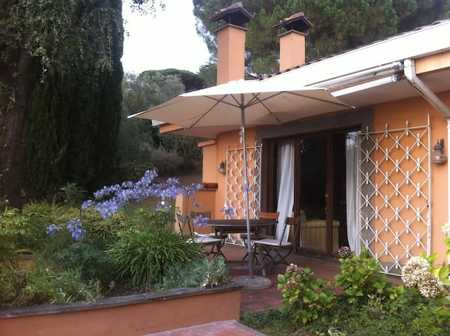 Villa with spectacular Rome view - Marino - Huis