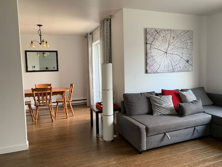 Agréable appartement à Louer sur Lévis