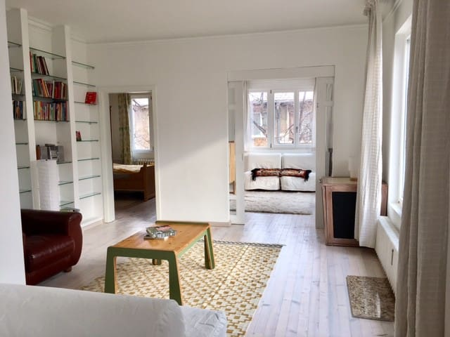 Sunny, serene and central apartment near parks. - Sofia - Appartement