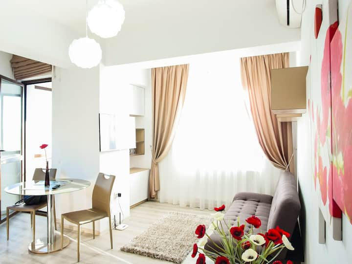 CityLife Apartments 500 m to Palas Mall