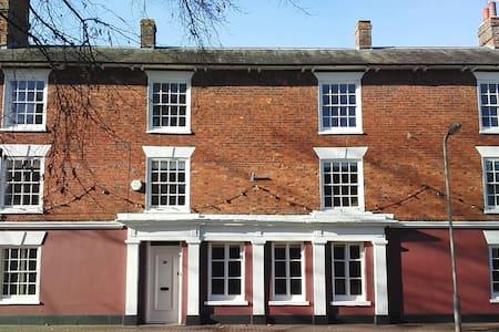 Stony Stratford Georgian flat - Stony Stratford - Andere