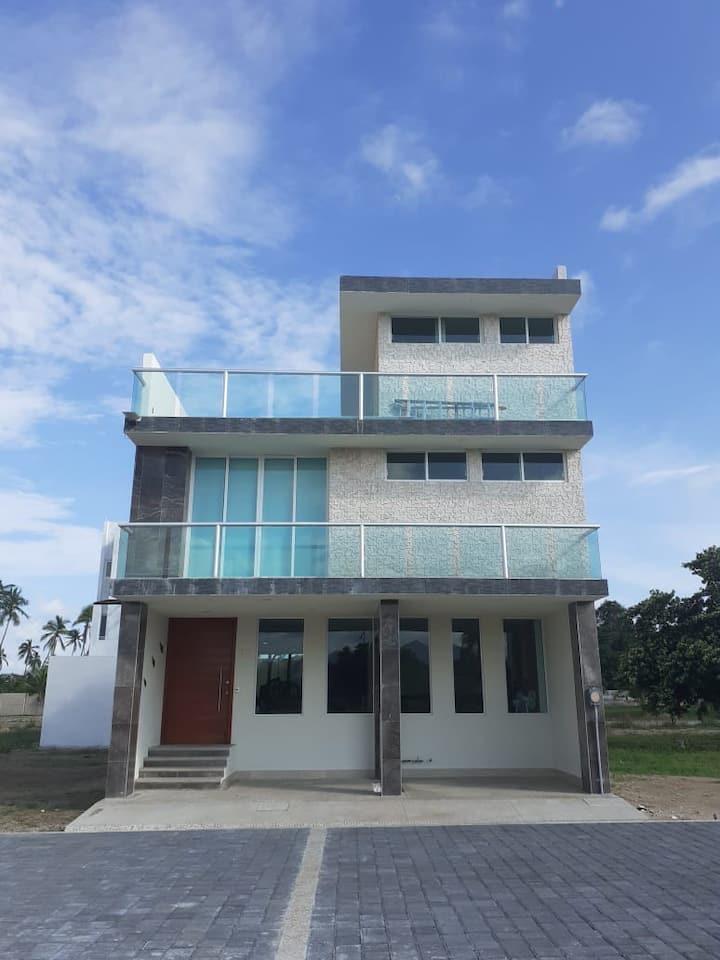 Hermosa casa en fraccionamiento Acapulco diamante