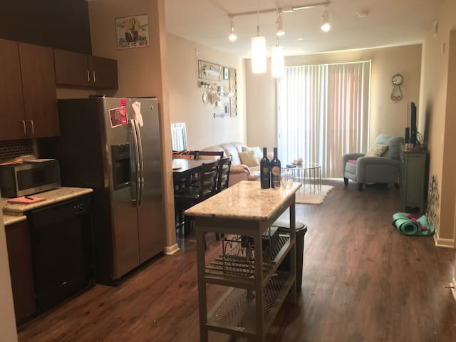The West 7th Flat - Fort Worth - Apartmen