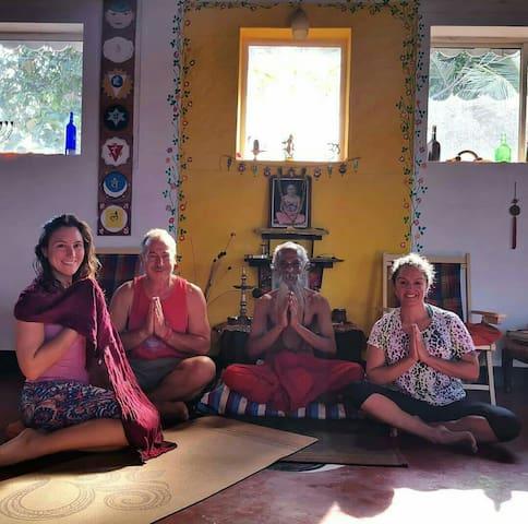Adams homestay with Ayurveda Yoga N Cooking class