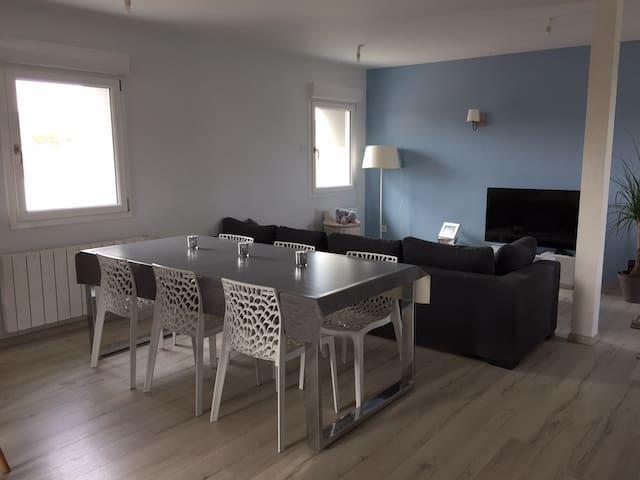 Bel appartement neuf 80m2