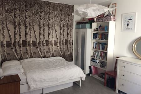 Comfortable studio near city center - Hága