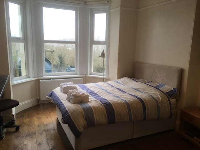 Lovely Kingsbridge Flat with parking - Kingsbridge - Leilighet