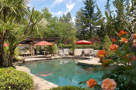Villa Terra Bella - Sonoma Vineyard Estate - Windsor - Villa