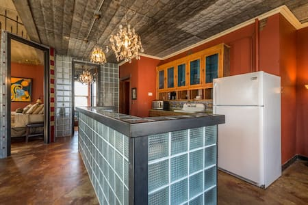 The Artist's Loft at Luminaries - Saint Croix Falls - Flat