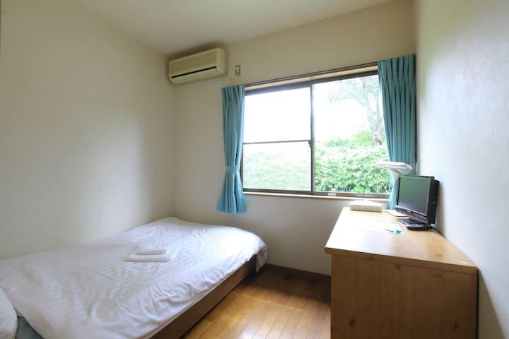 Yakushima Guesthouse Suginoko(S5) - Yakushima-chō - Bed & Breakfast