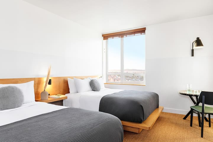 Hotel June | Spacious Double