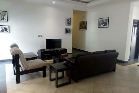 Good finish furnished 3 bedroom apartment