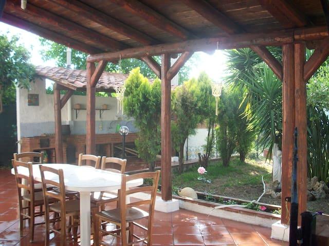 Casale Villetta Lascari Cefalù - Lascari - Huis