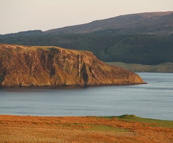 Waternish is a designated natural heritage site on Skye