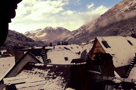 Habitación en el corazón de Val d'Aran - Les