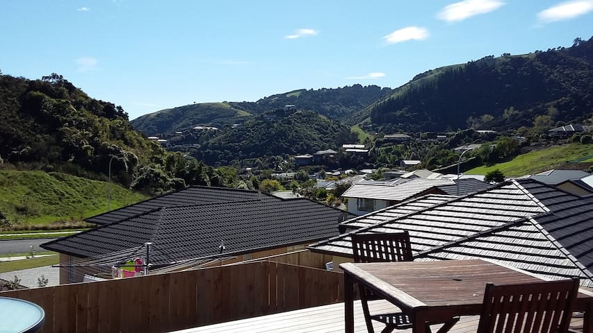 Brand new cosy family home in Atawhai - Nelson - Hus