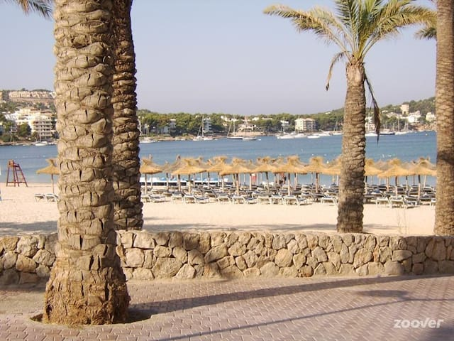 Apartamento acogedor a 50 metros de la playa - Santa Ponsa - Leilighet