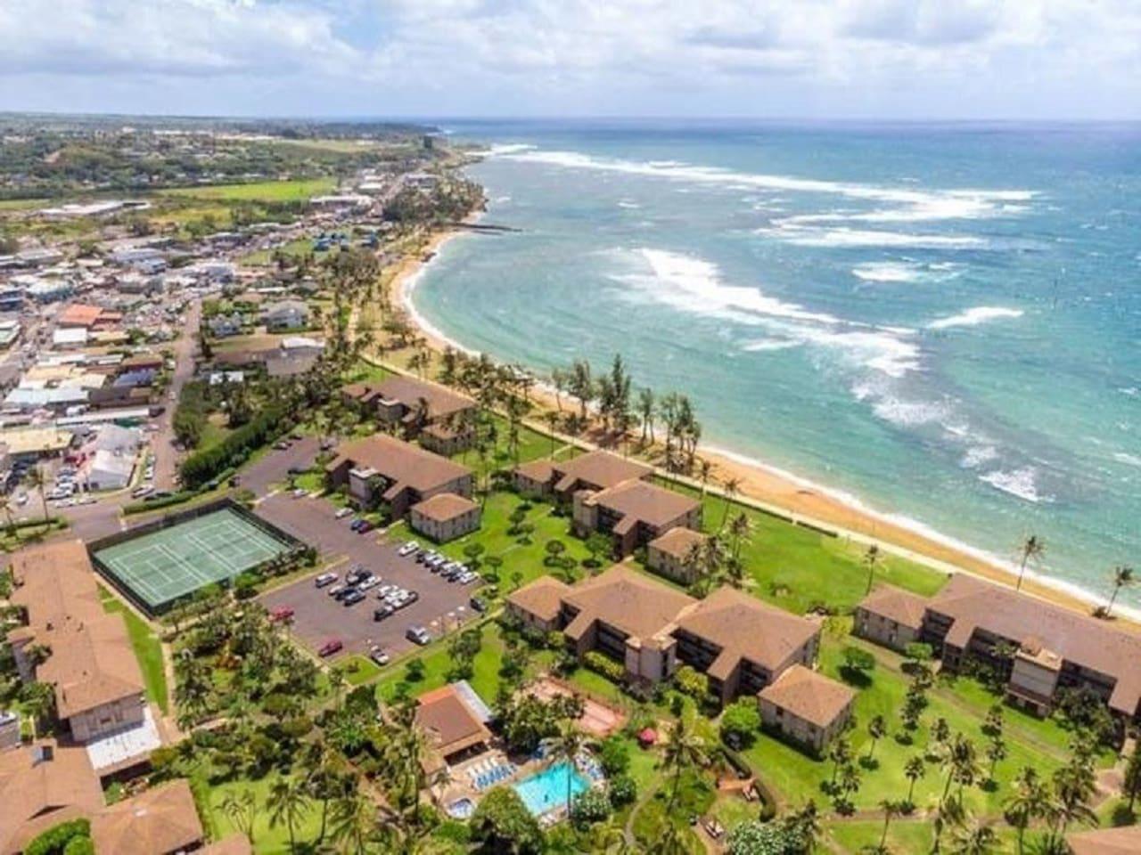 Amazing views from Pono Kai Resort