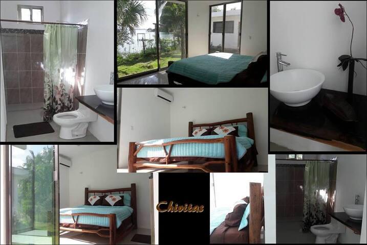 VILLAS NINA DEL RÍO 1 - Bacalar  - Wohnung