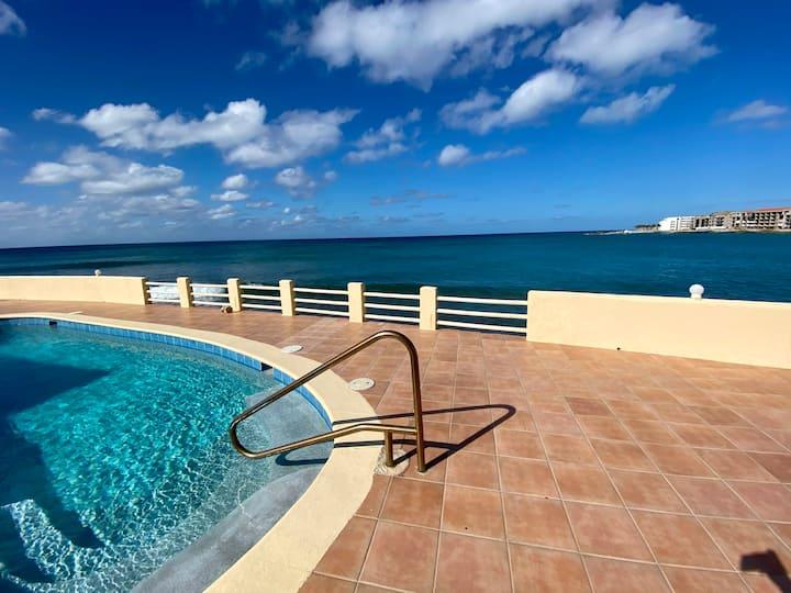 3Bedroom Ocean Front Villa