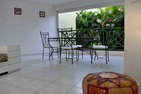 Beautiful apartment in Guadeloupe