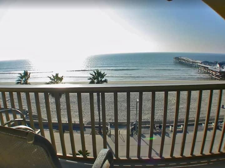 Unit #75 - Breathtaking Oceanfront San Diego Condo