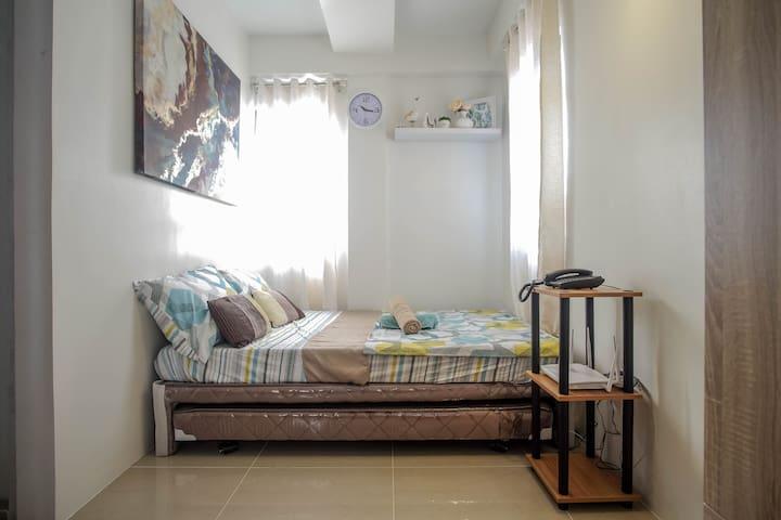 Near uptown Cebu.. a cozy place...A-way to stay...