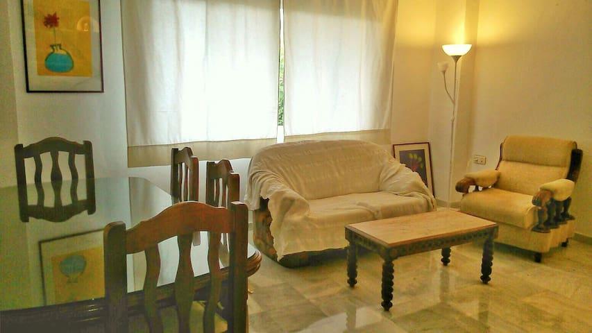 Apartamento luminoso en el centro de Andalucía - Doña Mencía - Lägenhet