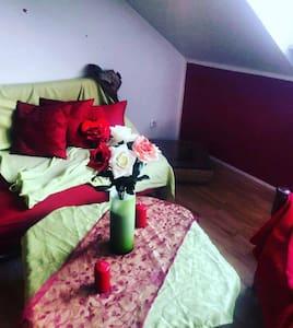 Cozy livingroom ( gemütliches Wohnzimmer ) - Wetter (Ruhr) - Wohnung