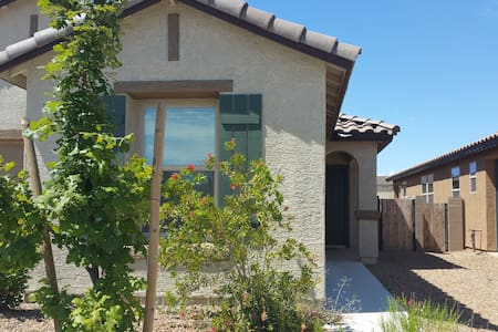 Great location in a new home. - Tucson