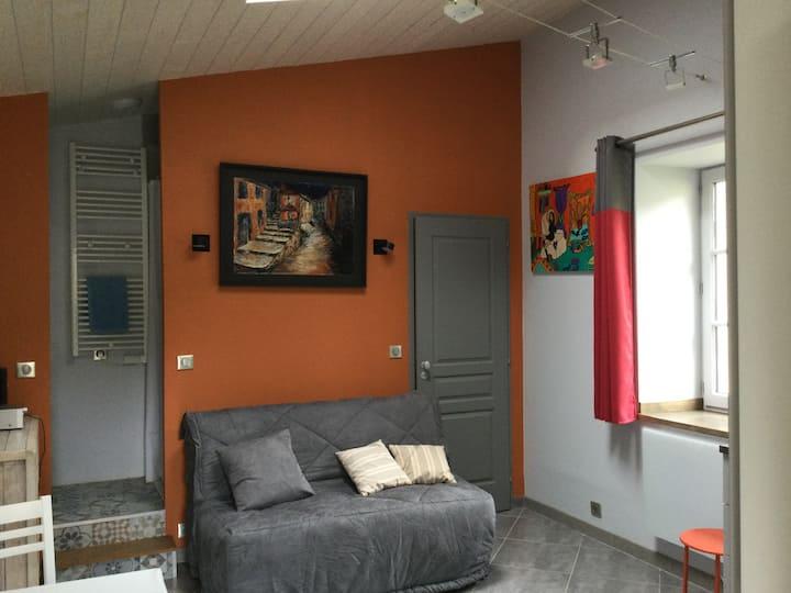 Studio du Domaine Le Jonchet
