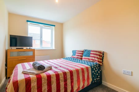Cosy double room close to Tameside hospital