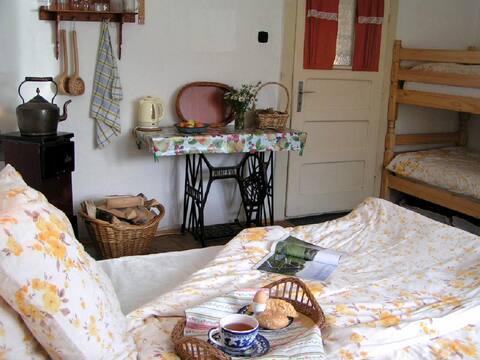 ❤ Farmer's Room at Camping Sedliacky Dvor