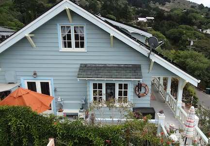 Historic Home-close to beach, downtown and shops - Stinson Beach