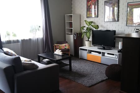 Nice apartament near Warsaw - Marki - Byt