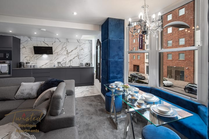 Luxury Boutique Apartments - Central Blackpool