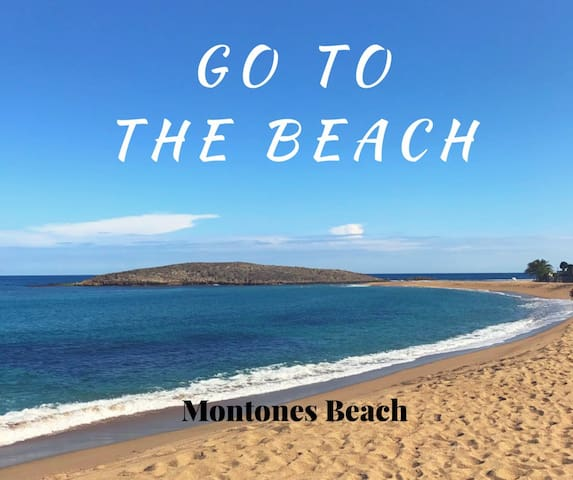 WELCOME TO MONTONES BEACH APT. - Isabela - Huoneisto