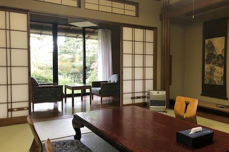 Iwamuro Slow Hostel  Quadruple Room