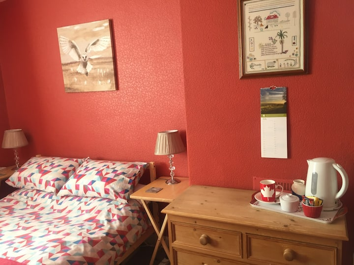 Comfortable Double in Consett, Co. Durham