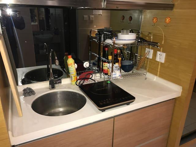 做饭无负担 橱柜还有装备
