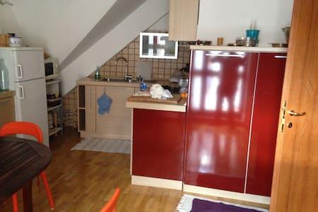 Fiuggi Appartamento grazioso - Fiuggi - Apartemen
